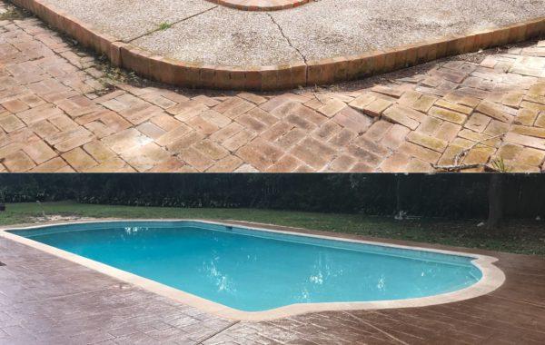 1960 Pool Remodel